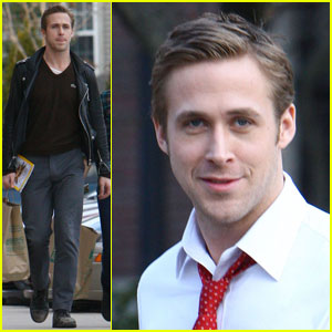 Ryan Gosling: Hard Day's Night