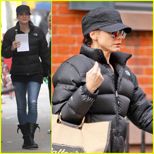 Sandra Bullock Gets 'Extremely Loud' in Brooklyn