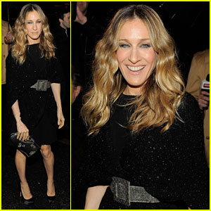 Sarah Jessica Parker: 'That Championship Season' Opening!