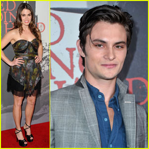 Shiloh Fernandez Premieres 'Red Riding Hood'