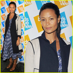 Thandie Netwon: Oxfam Gala Screening!