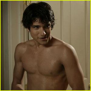 Tyler Posey: 'Teen Wolf' Trailer!