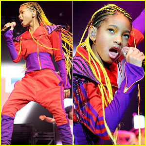 Willow Smith: Pranked By Jaden and Justin Bieber!