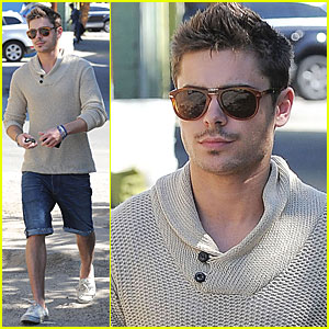 Zac Efron: BLD Breakfast!