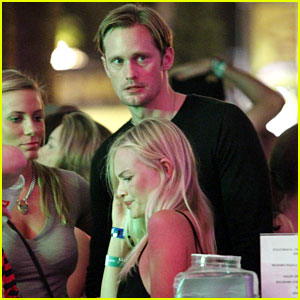 Alexander Skarsgard & Kate Bosworth: Coachella Couple!