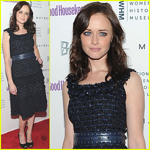 Alexis Bledel: Shine On Awards Presenter!
