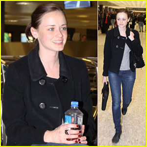 Alexis Bledel: Washington D.