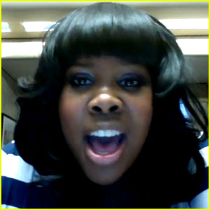 Amber Riley Covers Adele's 'Someone Like You'
