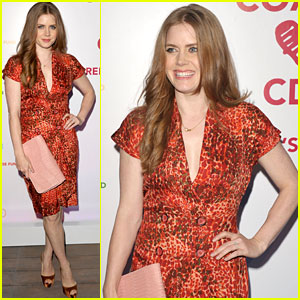 Amy Adams: Support in Santa Monica!