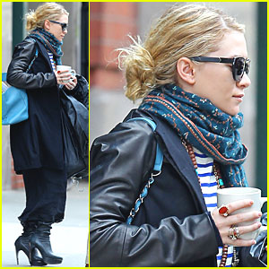 Ashley Olsen: One More Cup of Coffee