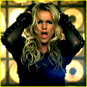 Britney Spears: 'DANCE Till The World Ends' Video Premiere!