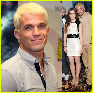 Cam Gigandet: New Blond Haircut!