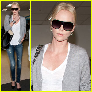 Charlize Theron: Starring in 'Snow White' with Hugh Jackman?