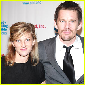Ethan Hawke & Wife: Baby #2 on The Way?