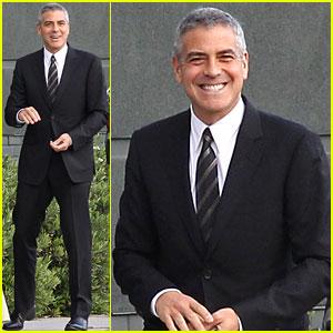 George Clooney: President Obama Fundraiser!
