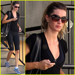 Gisele Bundchen: Workout Woman!