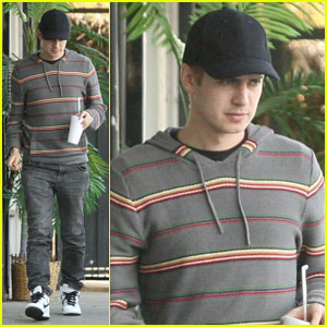 Hayden Christensen: Silver Lake Lunch