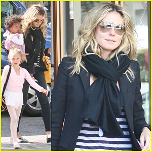 Heidi Klum: Family Time with the Kids!