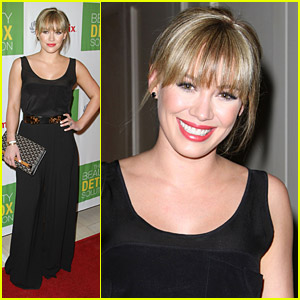 Hilary Duff: The Beauty Detox Solution