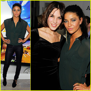 Jessica Szohr: Xperia Party with Alexa Chung!