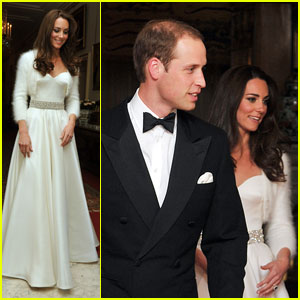 Kate Middleton: Second Wedding Dress!