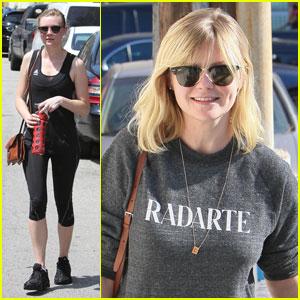 Kirsten Dunst: Headed to Cannes!