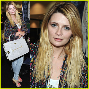 Mischa Barton: Reality Rocks Expo