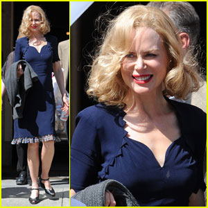 Nicole Kidman: 'Hemingway' at the Herbst Theatre