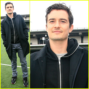 Orlando Bloom: NYFEST Fan
