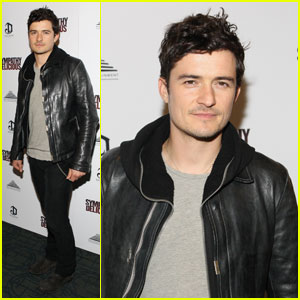 Orlando Bloom: 'Sympathy for Delicious' Screening