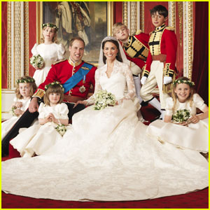 Prince William &#038; Kate Middleton: Official Wedding Pics!