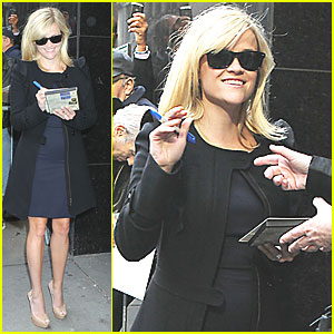 Reese Witherspoon: Good Morning America!