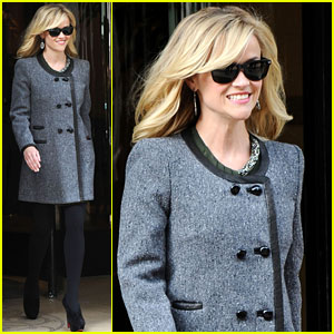 Reese Witherspoon: Pretty in Paris!