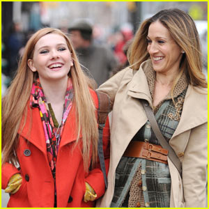 Sarah Jessica Parker & Abigail Breslin: Mother-Daughter Duo