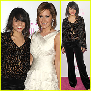 Vanessa Hudgens & Ashley Tisdale: Sharpay's Fabulous Adventure!