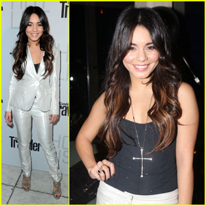 Vanessa Hudgens: Conde Nast Traveler Hot List Party!