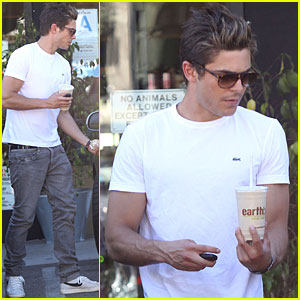 Zac Efron: Earthbar Bound!