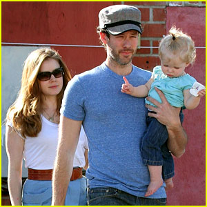 Amy Adams: Saturday Shopping with Darren & Aviana!