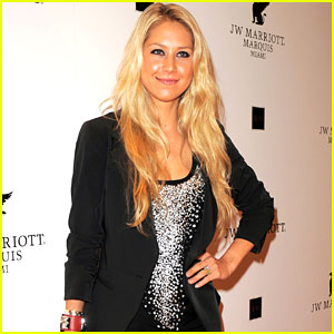 Anna Kournikova: Biggest Loser's Next Trainer!