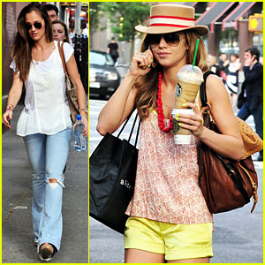 AnnaLynne McCord & Minka Kelly: Love, Loss, Farewell!