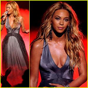 Beyonce: '1+1' Premiere on American Idol!