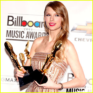 Billboard Awards Winners List 2011!