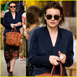 Carey Mulligan: Post Show NYC Stroll