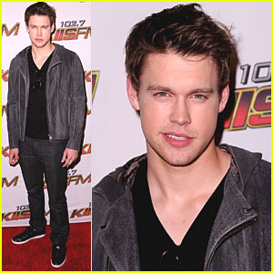 Chord Overstreet Debuts Darker 'Do