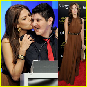 Eva Mendes - Young Hollywood Awards 2011