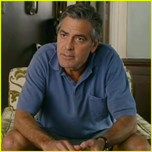 George Clooney: 'The Descendants' Trailer!