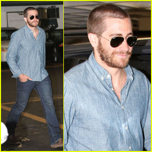Jake Gyllenhaal: Bonbons in Beverly Hills