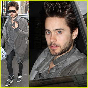 Jared Leto: 30 Seconds to Mars Playing Belsonic!