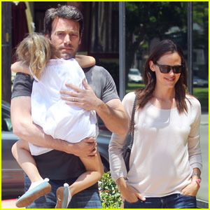 Jennifer Garner & Ben Affleck: Toscana Time!