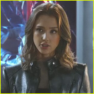 Jessica Alba: 'Spy Kids 4' Trailer!